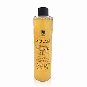 Imagine Argan Gel de dus cu ulei de argan si extract de coada calului